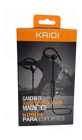 Fone Bluetooth Kaidi KD904