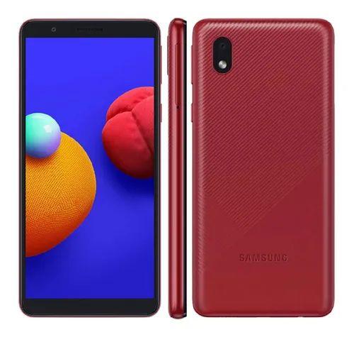 Smartphone Samsung Galaxy A01 Core 16gb - Vermelho