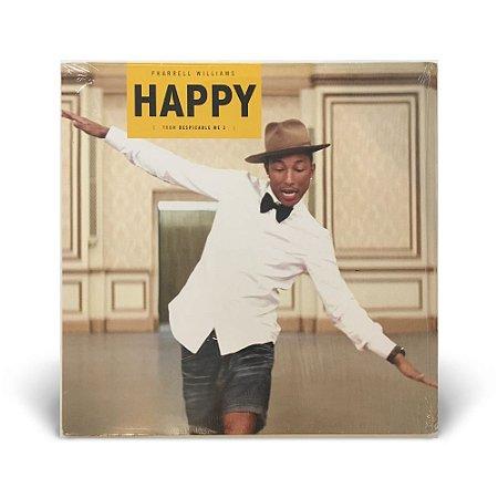 "12"" Pharrell Williams - Happy / Happy (Instrumental)"