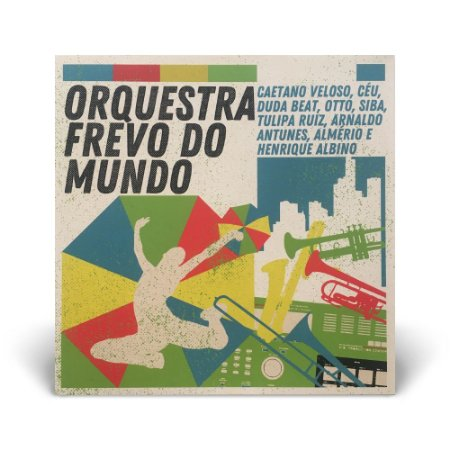 LP Orquestra Frevo do Mundo