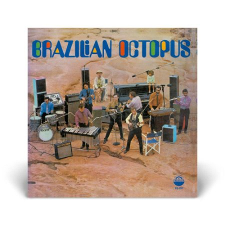 Lp Brazilian Octopus