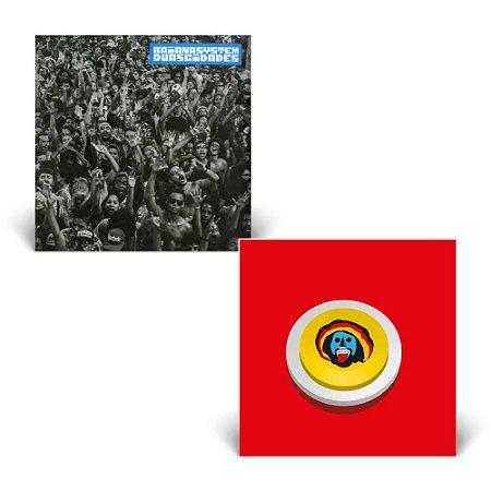 2 LPs Baianasystem - Duas Cidades + Batukebox