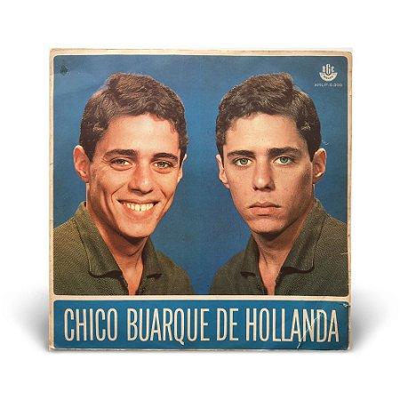 LP Chico Buarque De Hollanda - Chico Buarque De Hollanda