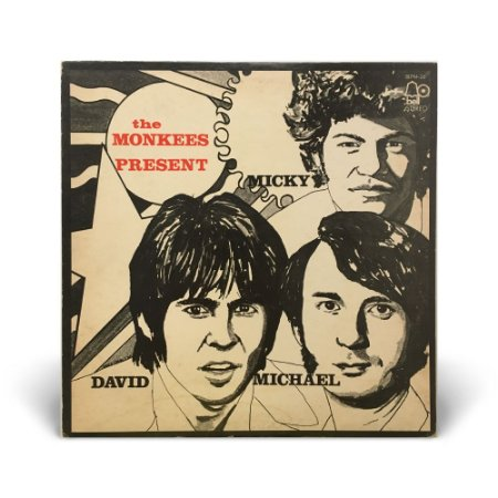 LP The Monkees - The Monkees Present (Importado)