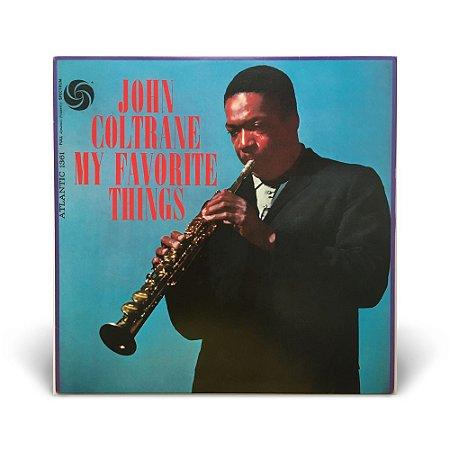 LP John Coltrane - My Favorite Things (Importado)