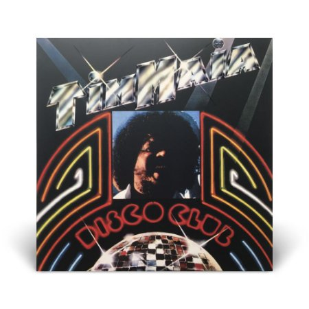 LP Tim Maia - Disco Club + Revista Noize (Caixa Lacrada)