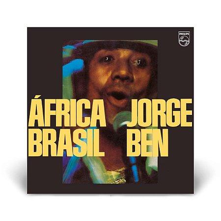 LP Jorge Ben - África Brasil