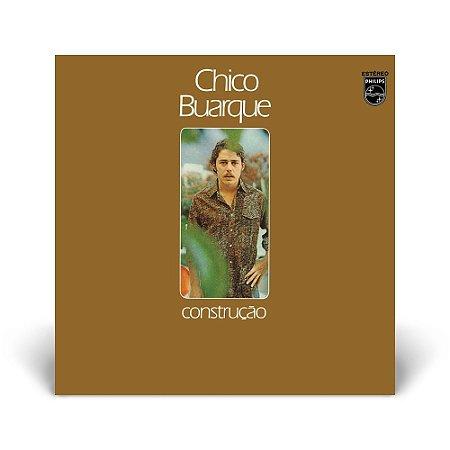 LP Chico Buarque - Construção