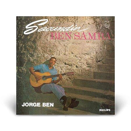 LP Jorge Ben - Sacundin Ben Samba
