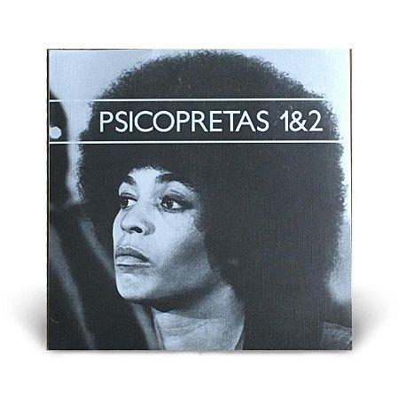 """Compacto 7"""" Psicopretas 1 & 2"""