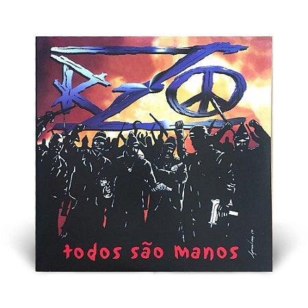LP DUPLO RZO - Todos São Manos