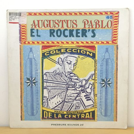 LP Augustus Pablo - El Rocker's VINIL