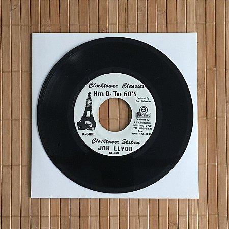 "7"" Jah Lloyd - Clocktower Station/ King Tubby & Power C - Tower Version"