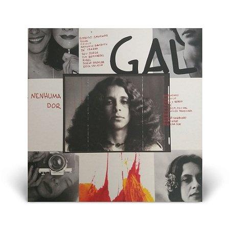 LP Gal Costa - Nenhuma Dor (Lacrado com revista)