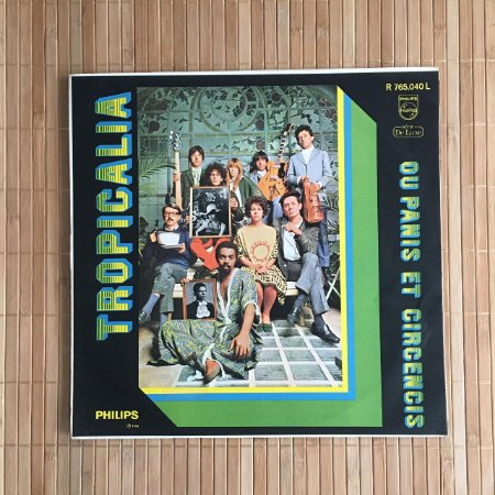 LP Tropicalia Ou Panis Et Circencis (1968 De Luxe)