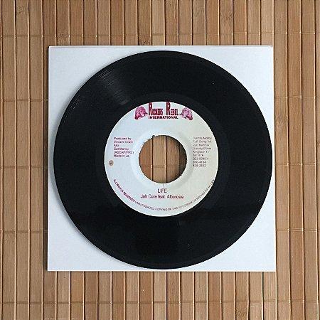 """7"""" Jah Cure & Alborosie - Life / Version"""