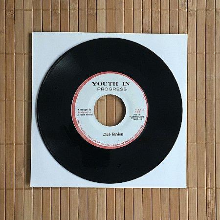 """7""""Don Carlos / Anthony Johnson / Little John - Jordan River / Dub Jordan"""