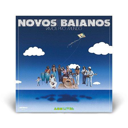 LP Novos Baianos - Vamos Pro Mundo