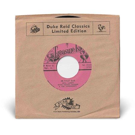 "7"" Joya Landis - In That Bar / Billy Joe / Tommy McCook & The Supersonics"