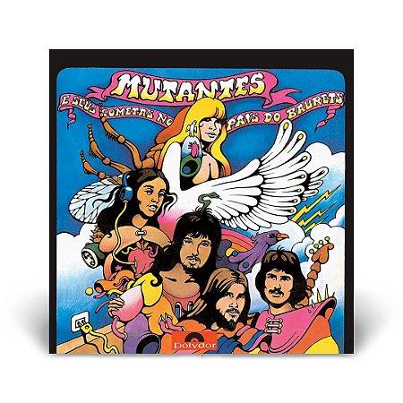LP Mutantes e Seus Cometas no País do Baurets