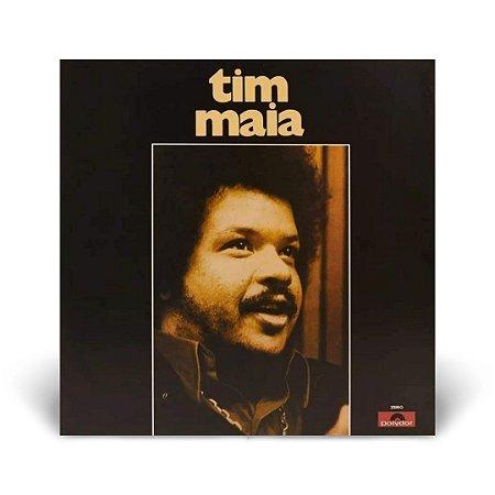 LP Tim Maia - 1972 CAPA DUPLA