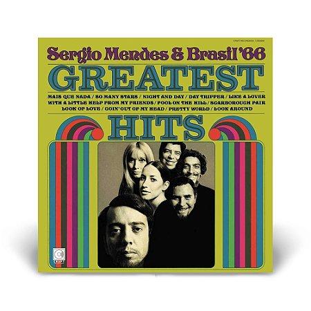 LP Sergio Mendes & Brasil '66 - Greatest Hits (IMPORTADO)