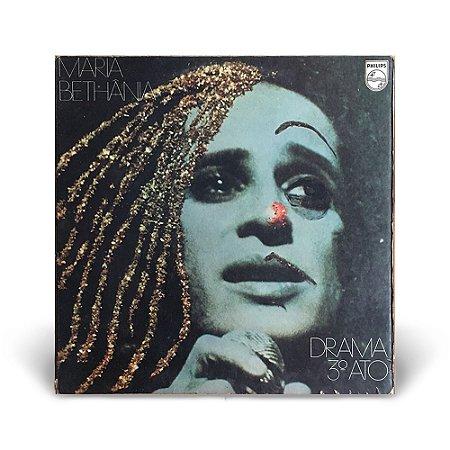 LP Maria Bethânia - Drama 3º ato