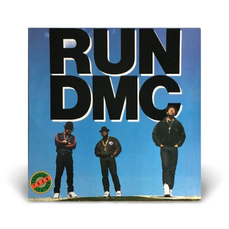 LP Run DMC - Tougher Than Leather