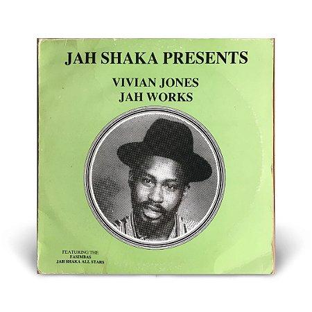 LP Jah Shaka Presents Vivian Jones - Jah Works