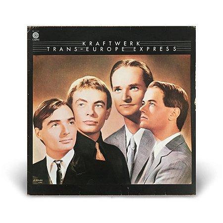 LP Kraftwerk - Trans Europe Express (Com Encarte)