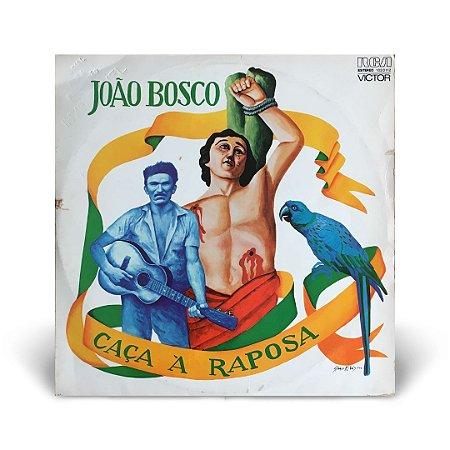 LP João Bosco - Caça à raposa