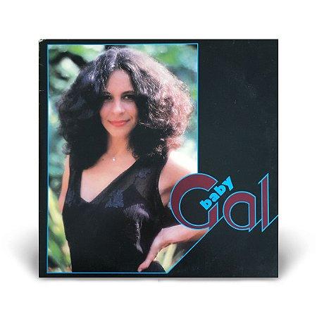 LP Gal Costa - Baby