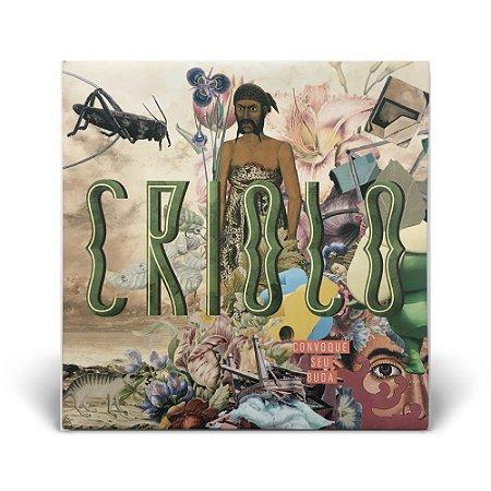 LP Criolo - Convoque Seu Buda