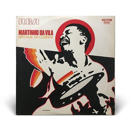 LP Martinho da Vila - Batuque na Cozinha