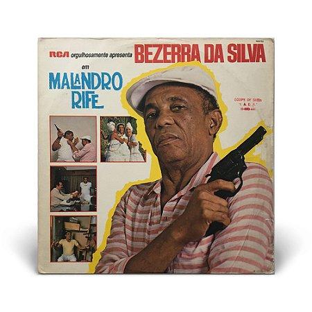 LP Bezerra da Silva - Malandro Rife