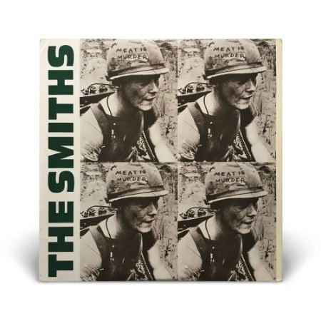 LP The Smiths - Meat is Murder