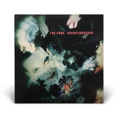 LP The Cure - Disintegration