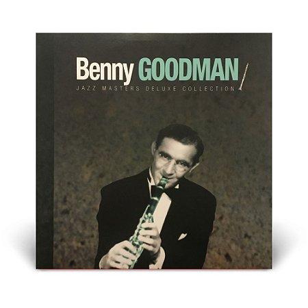 LP Benny Goodman - Jazz Masters Deluxe Collection (IMPORTADO)