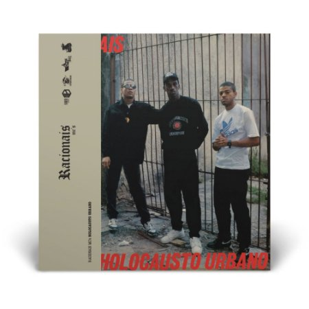 LP Racionais MCs - Holocausto Urbano (1991/2020)