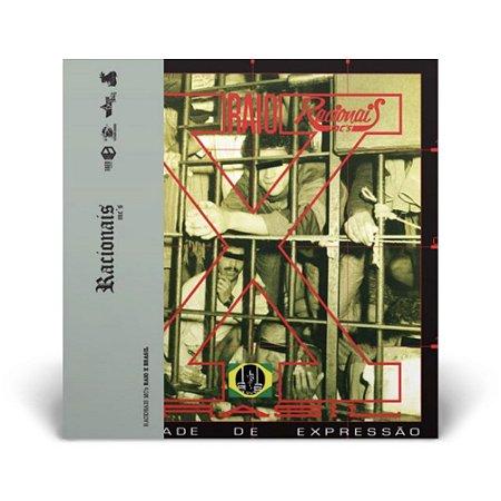 LP Racionais MCs - Raio X Brasil (1993/2020)