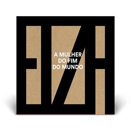 LP Elza Soares - A mulher do Fim do Mundo