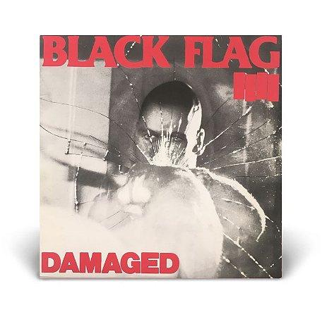 LP Black Flag - Damaged