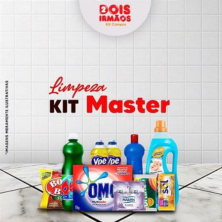 Kit de limpeza master
