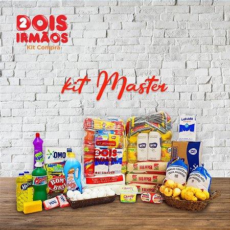 Cesta Básica Master + LEITE