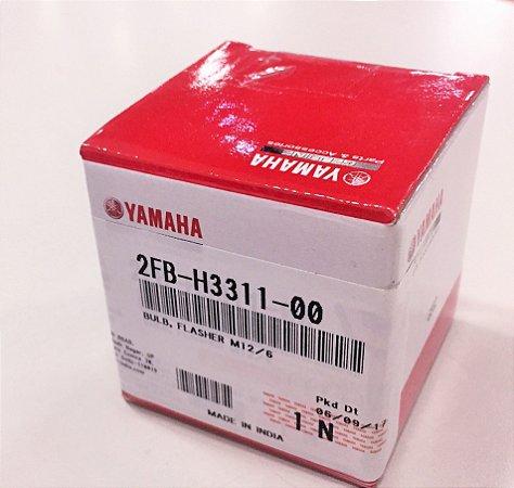 LAMPADA DO PISCA (12V-10W) FAZER250cc, ORIGINAL YAMAHA
