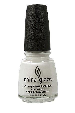 Esmalte China Glaze White On 14ML