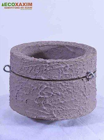 Vaso de Planta Revestido Simples 11