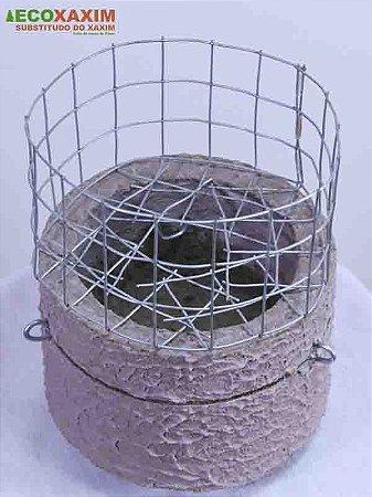 Vaso de Planta Revestido Simples 07