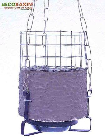 Vaso de Planta Revestido Kit 07