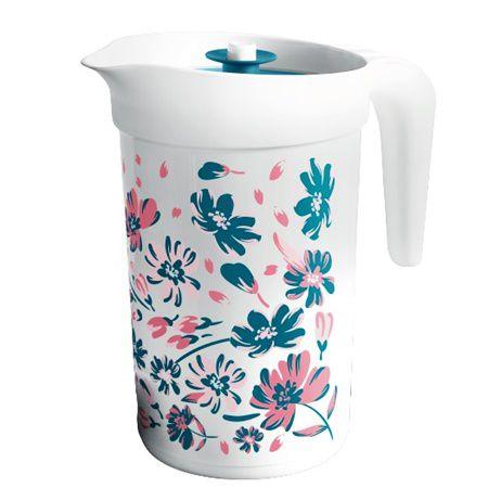 Tupperware Jarra Ilúmina Turmalina 2 Litros Floral